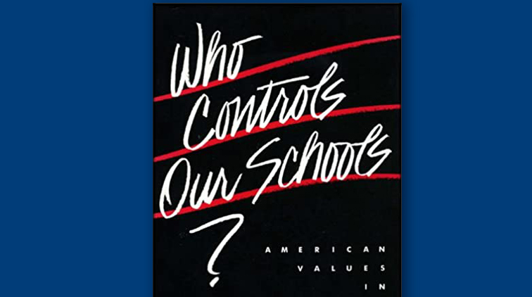 Who Controls Our Schools? Book Cover